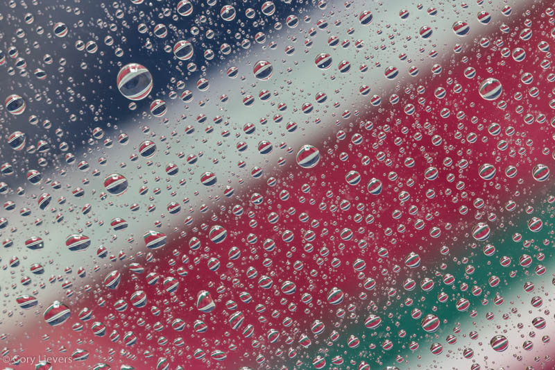 water droplet 2015 red white blue green colours